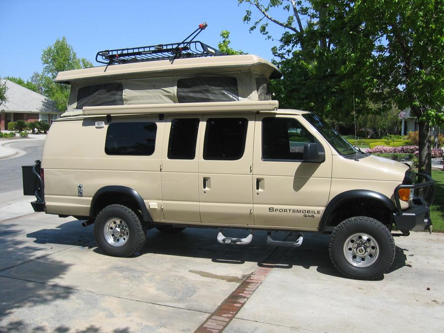 *SOLD* 2004 Sportsmobile SMB 4X4,EB-50, V-10 65k miles ...