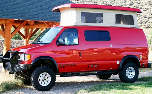 2001 Sportsmobile 4x4 V10 For Sale Expedition Portal