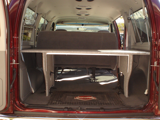 Custom Bed Platform