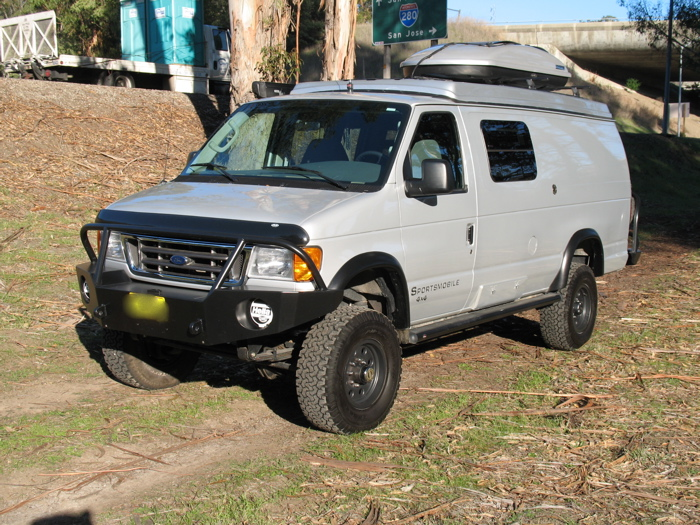 2006 Ford E 350 Smb 4x4 Eb 50 Sold Sportsmobile Forum