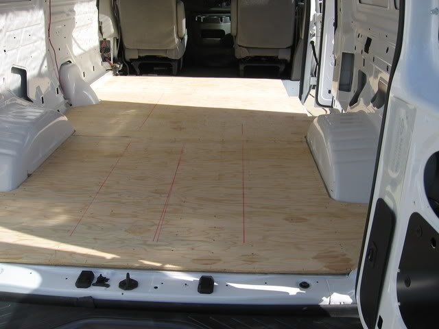 Home Built 2007 Ford E150 Van With Sportsmobile Top