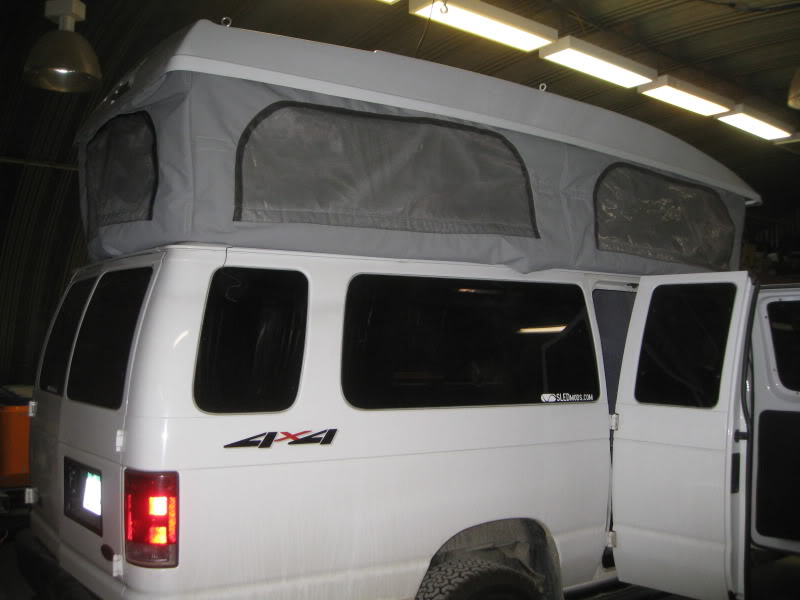 This image has been resized. Click this bar to view the full image. & Trailer Top Tent / Roof Top Tent - Sportsmobile Forum