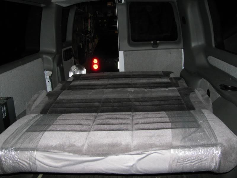 Conversion Van Sofa Bed Dutchess Van Sofa Beds The Ss Rv