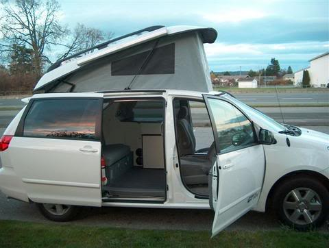 Is There A Way To Increase The Ground Clearance Of An Awd Toyota Sienna That Limiting Factor I See With This Vehicle For Our Needs