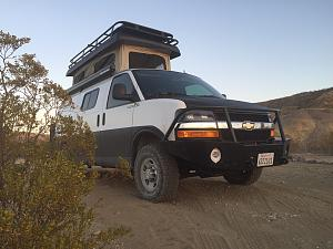 Let's see your Chevy Express! - Page 5 - Sportsmobile Forum