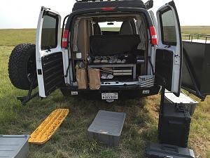 Lets See Your Chevy Express Page 5 Sportsmobile Forum