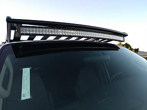 Click image for larger version  Name:Ford econoline aluminum roof rack with 50 inch curved light bar.jpg Views:21 Size:66.4 KB ID:23347