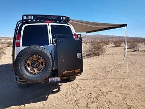 Click image for larger version  Name:chevrolet express rear bumper with tire carrier.jpg Views:27 Size:102.0 KB ID:23947