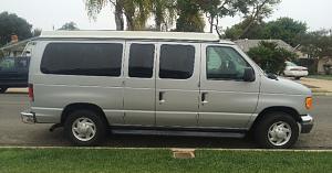 e350 van Boards installed.jpg