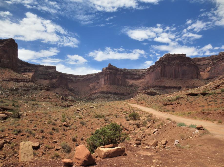 Shafer Trail 2