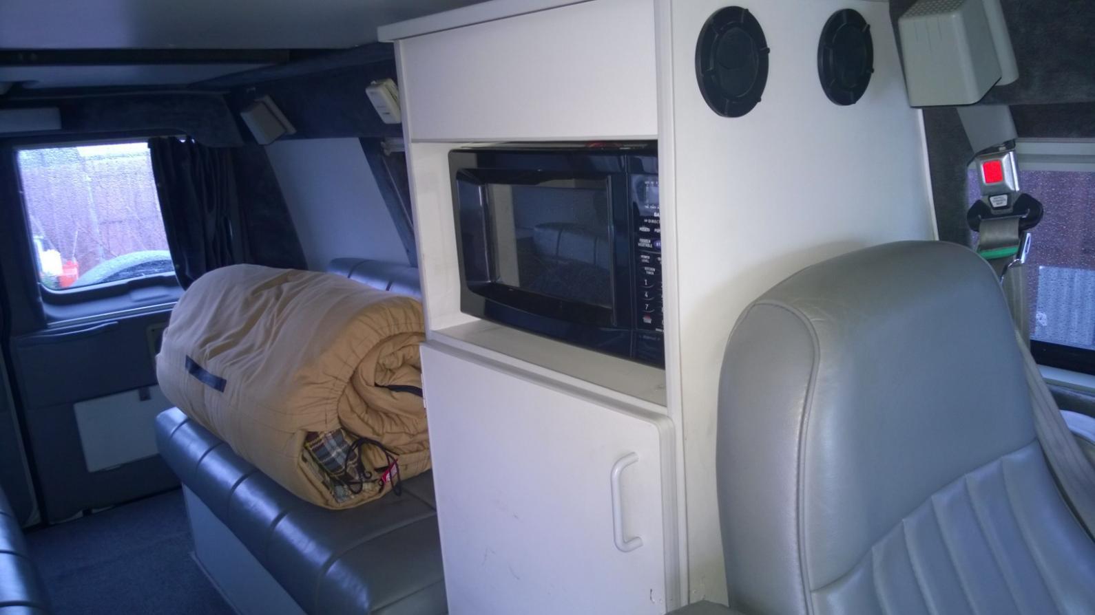 Microwave & Starcool