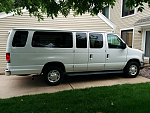 8-29-2016  Ex corporate van. 70k miles, mint condition with all maintenance records. Completely stock right now.