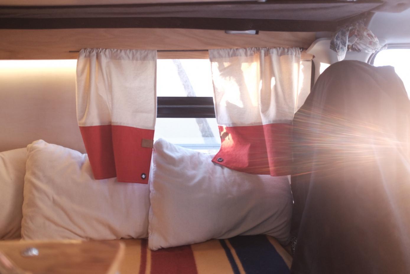 Custom curtains finished!