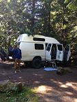 Camping in PDX