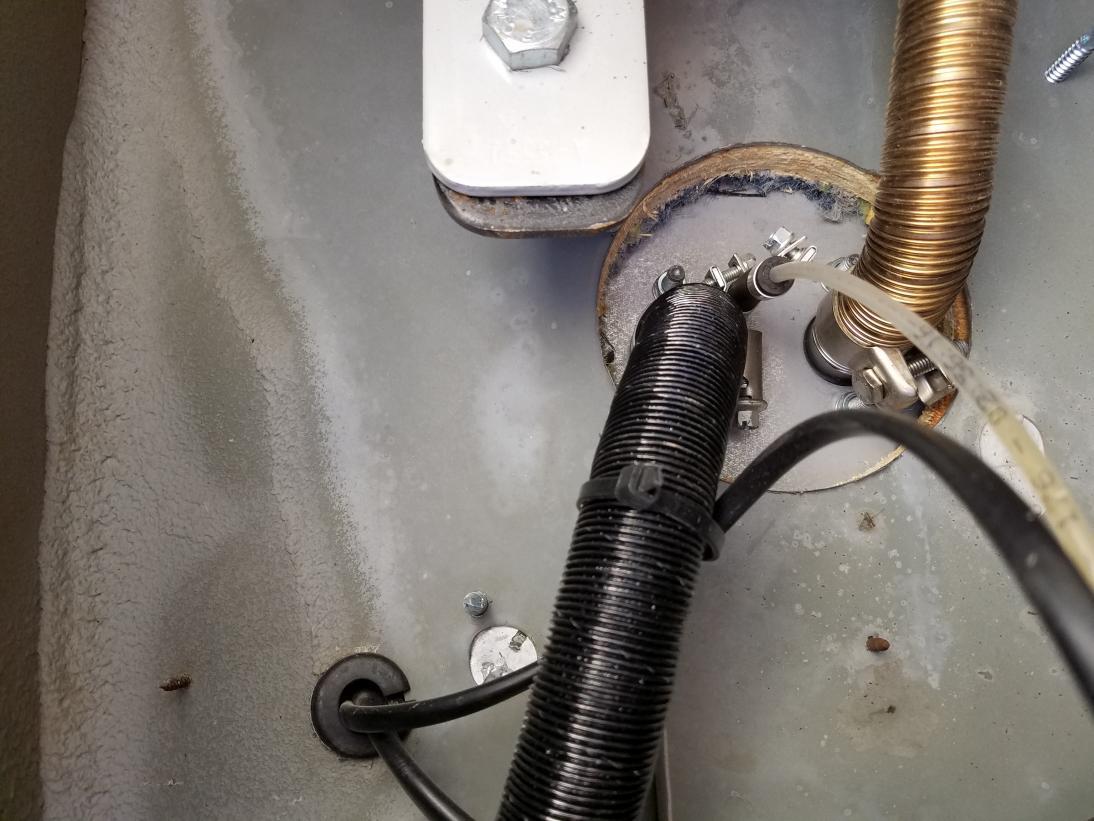 Install diesel Eberspächer Airtronic Air Heater D2 20170608 142718
