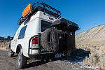 DSC5790 Camper van with Blue Ridge Overland Gear Large Spare Tire Bag, Wyoming 2
