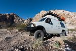 DSC8391 Camper van on dirt road, Arizona 2