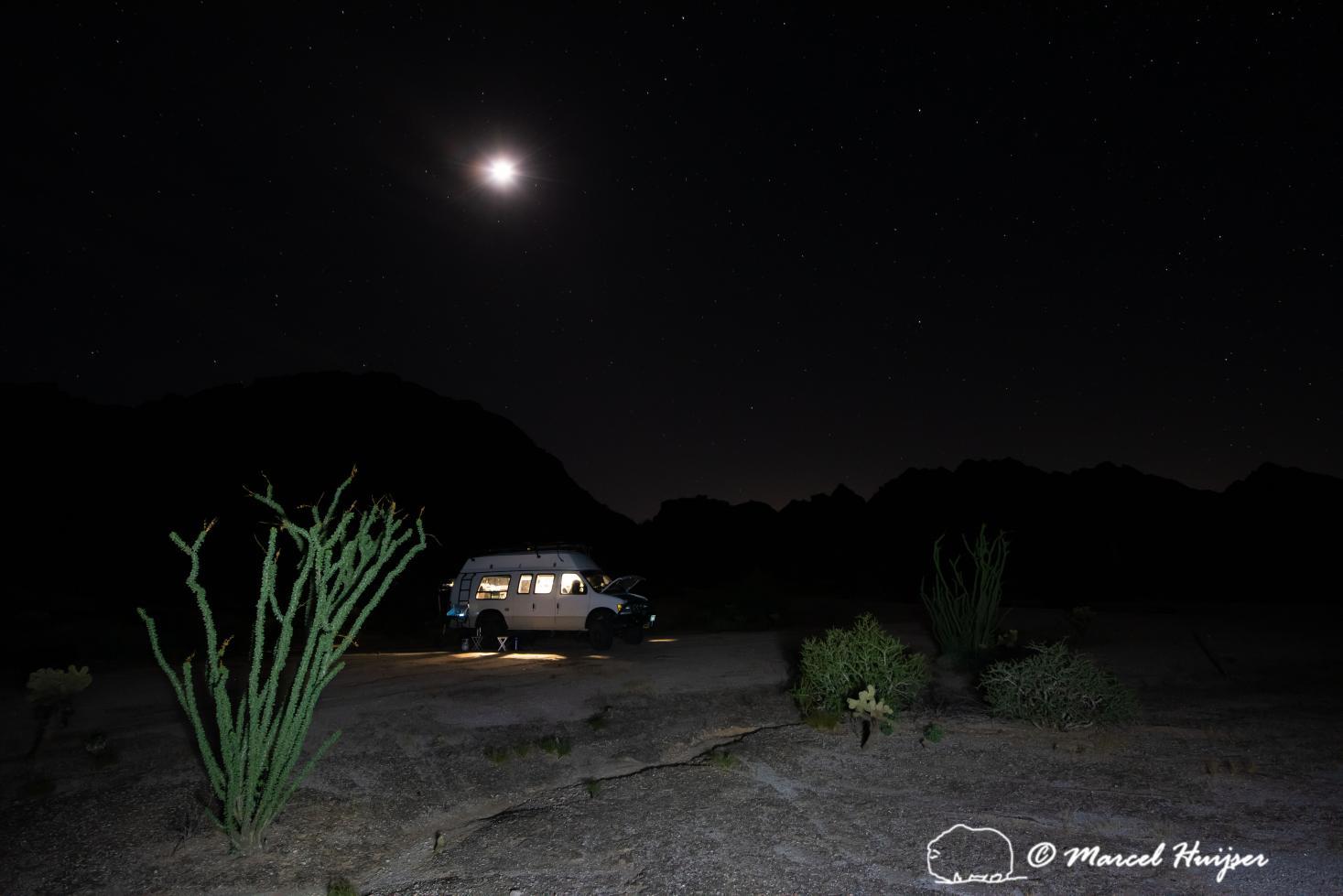 DSC8308 Campsite in the Sonoran desert, Arizona 2