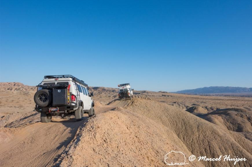 DSC1701 4x4 recovery course with Bill Burke, Anza Borrego Desert State Park, California, USA