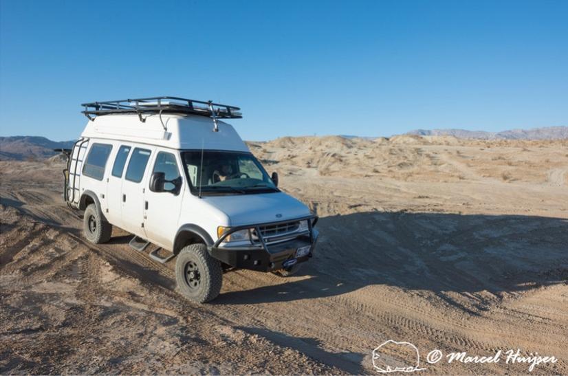 DSC1661 4x4 recovery course with Bill Burke, Anza Borrego Desert State Park, California, USA