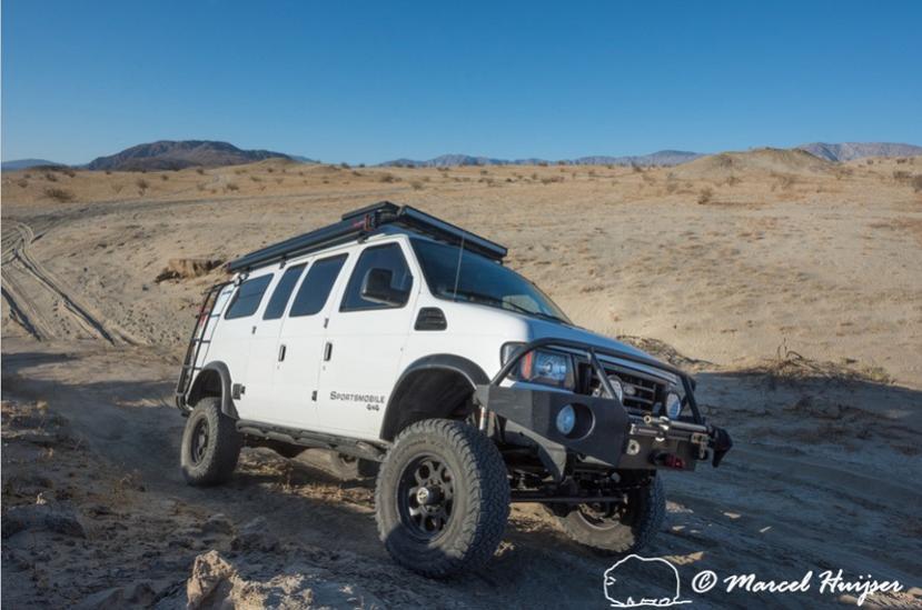 DSC1645 4x4 recovery course with Bill Burke, Anza Borrego Desert State Park, California, USA
