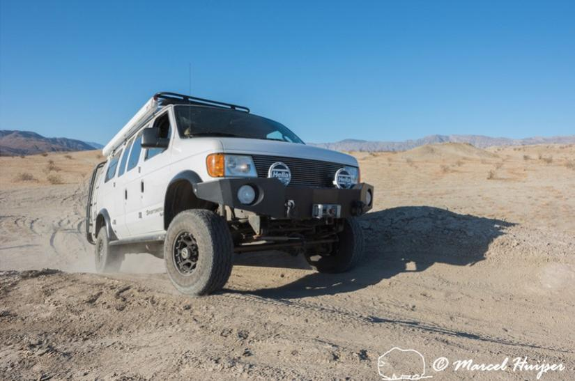 DSC1598 4x4 recovery course with Bill Burke, Anza Borrego Desert State Park, California, USA