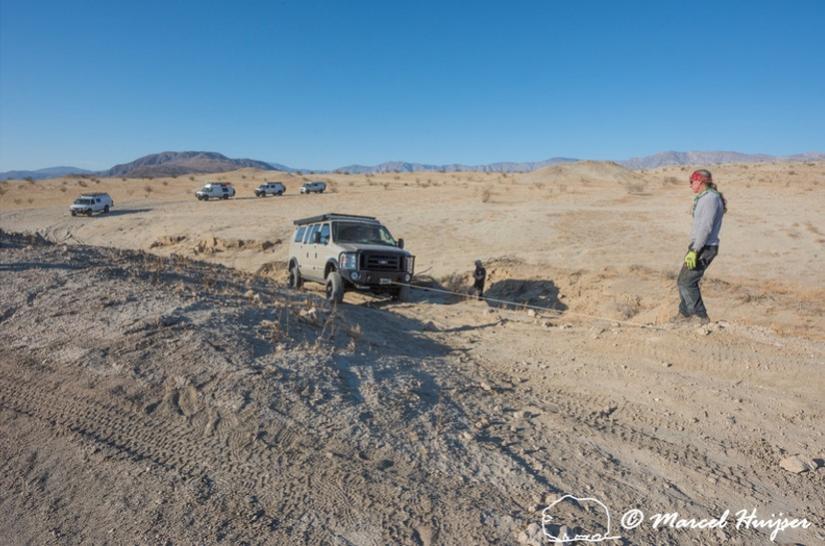 DSC1548 4x4 recovery course with Bill Burke, Anza Borrego Desert State Park, California, USA