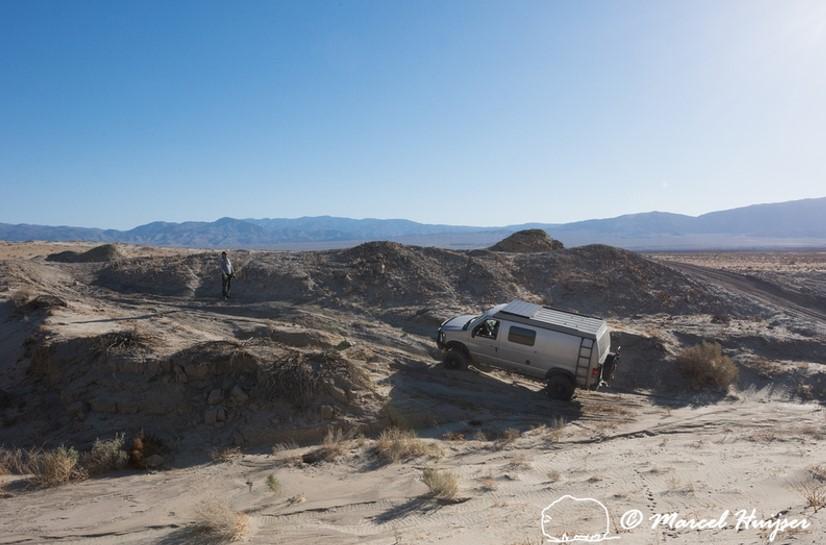 DSC1412 4x4 recovery course with Bill Burke, Anza Borrego Desert State Park, California, USA