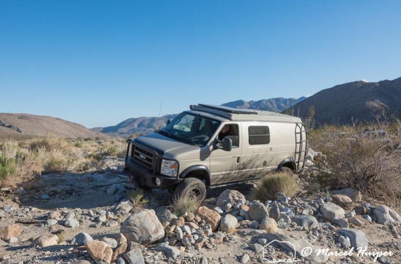 DSC1216 4x4 recovery course with Bill Burke, Anza Borrego Desert State Park, California, USA