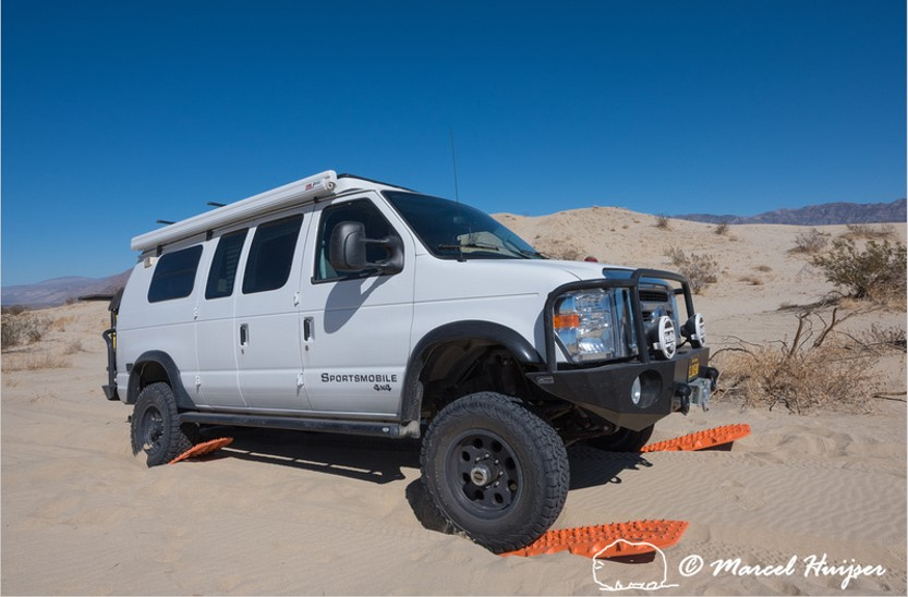 DSC2086 4x4 recovery course with Bill Burke, Anza Borrego Desert State Park, California, USA