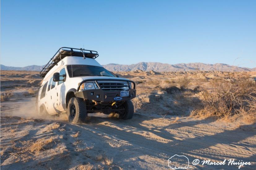 DSC1861 4x4 recovery course with Bill Burke, Anza Borrego Desert State Park, California, USA