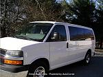 My first van 2008 Chevy Express 1500