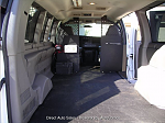 This van was a fleet vehicle for State Farm Insurance. It was ordered with no seats, but with a inverter and small desk so the insurance adjusters...