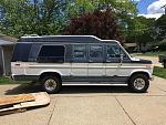 Sully - 1990 Ford E350 EB 121K Miles - DIY Home Build