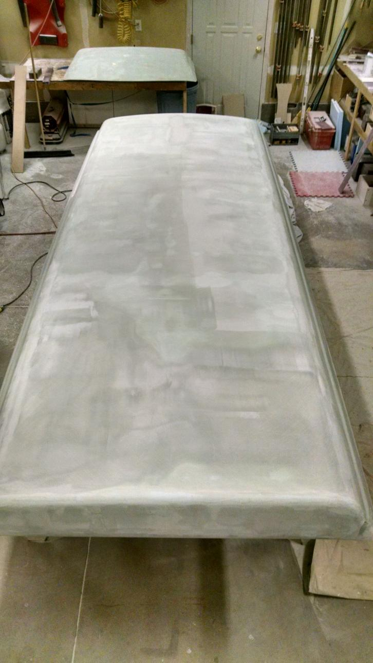 21) lid glassed and body fillered