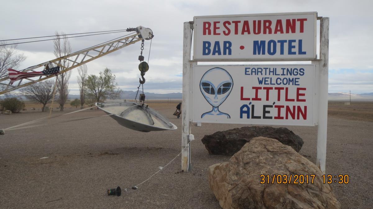 Little Ale-Inn (Rachel, NV)