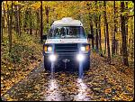 Fall Color (new driving lights)