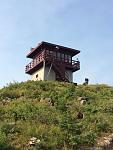 Rocky Ridge fire lookout (the beginning of the 500 Road for me)