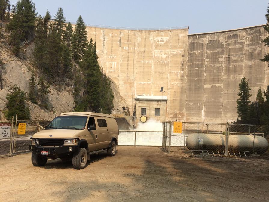 Deadwood Dam