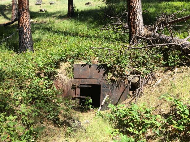 "Blasting Storage ""Bunker"""
