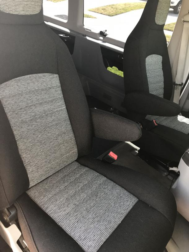 Pig Seats 2