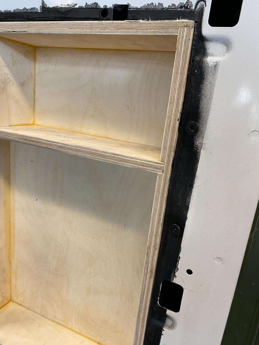 Side 40 Door Box Attachment