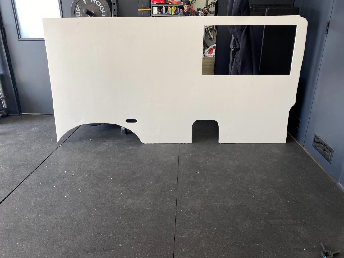 Driver Side Panel W/ Foam