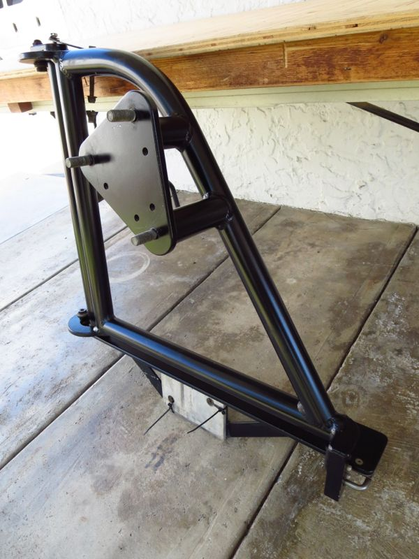 Spare Tire Swing Arm 2
