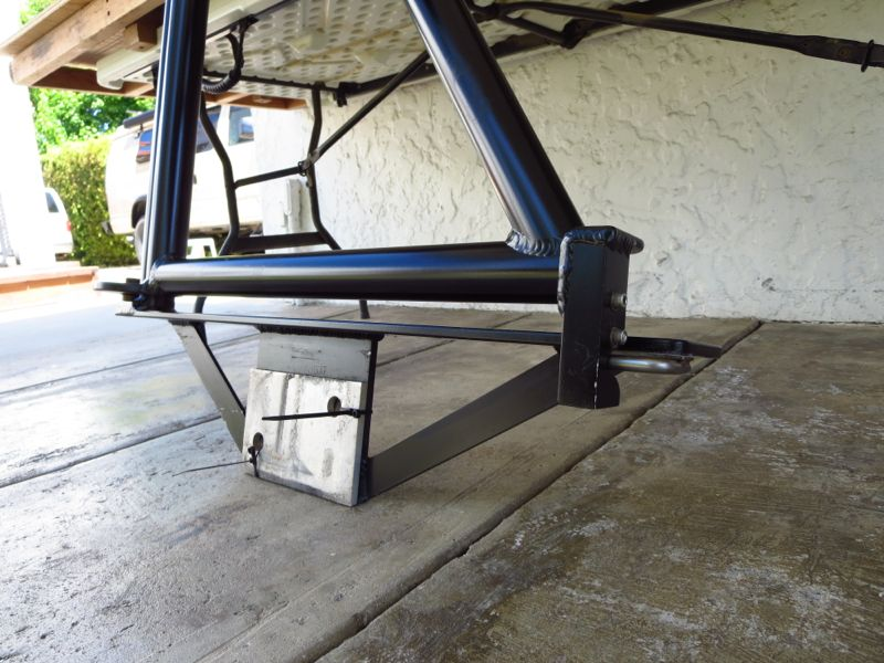 Spare Tire Swing Arm 3