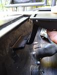 Bumper storage latch 5