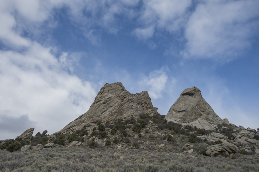 City of Rocks, Almo, ID