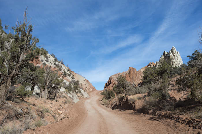 Cottonwood Road, Southern Utah