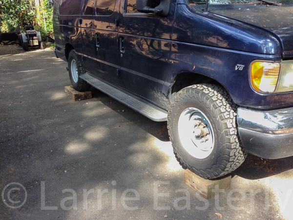 New BFG KO2 265/75 R16 tires
