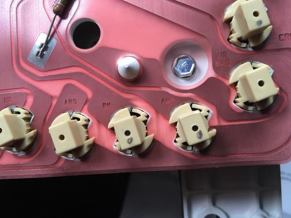Instrument Cluster 2